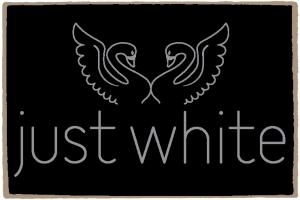 Just White Kleding