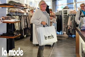 Gerry Weber Modeflitsen bij La Mode