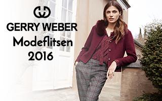 Gerry Weber Modeflitsen najaar 2016 bij La Mode