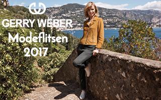 Gerry Weber modeflitsen najaar 2017